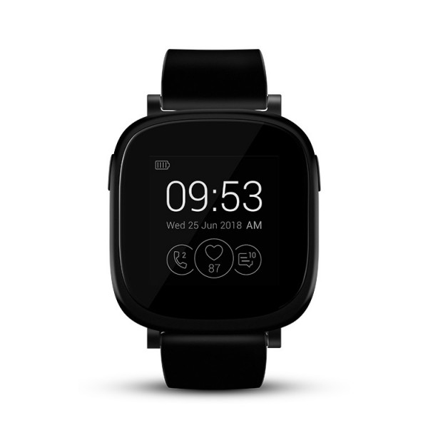 Ceas smartwatch Allview Allwatch V, Black