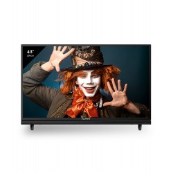 "Televizor LED Allview, 43"" (109cm), 43ATC5000, 4K Ultra HD"