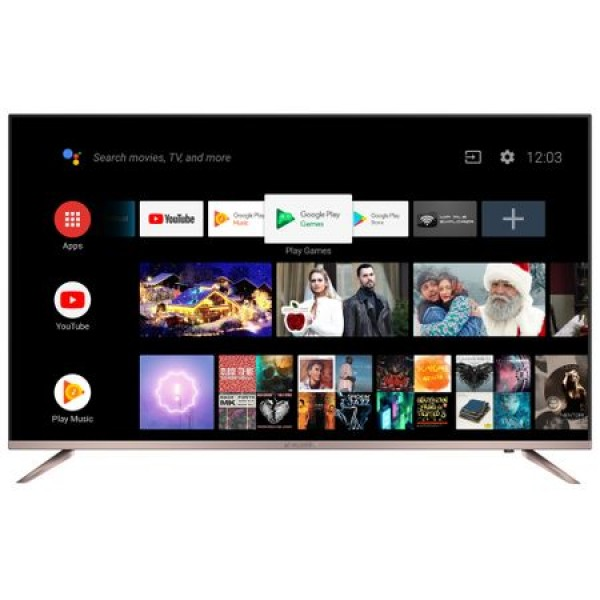"Televizor LED Smart Android Allview, 58"" (147cm), 50ATA6000, 4K Ultra HD"