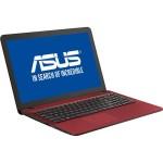 "Laptop ASUS X541NA-GO009 cu procesor Intel® Celeron® N3350 pana la 2.40 GHz, 15.6"", 4GB, 500GB, Intel® HD Graphics 500, Endless OS, Red"