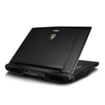 "Laptop MSI WT75 8SM, Intel Xeon E-2176G, 17.3"", RAM 32GB, HDD 1TB + SSD 1TB, nVidia Quadro P5200 16GB, Windows 10 Pro, Black"