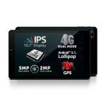 "Tableta Allview Viva H1001, 10.1"", Quad Core 1Ghz, 1GB RAM, 8GB, 4G, IPS, Black"