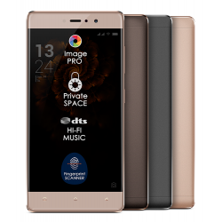 Telefon mobil Allview X3 Soul Style, Dual SIM, 32B, 4G, Mocha Gold