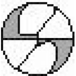Burghiu Bosch pentru metal HSS-Co Standardline, DIN 338; 8 x 75 x 117 mm